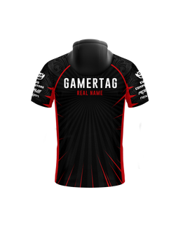 Cerberus Gaming Hooded Jersey