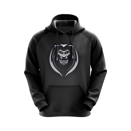 Silent Empire Regular Hoodie Black
