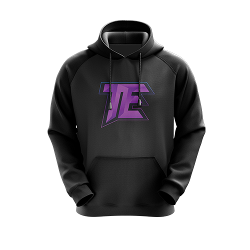 Tyrannical Era Regular Hoodie Black