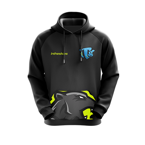 InTheSkies Panther Pocket Hoodie - Next Generation Clothing