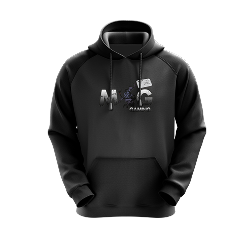 MTG Regular Hoodie Black - Next Generation Clothing