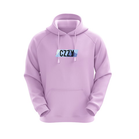 CZZY Light Pink Hoodie