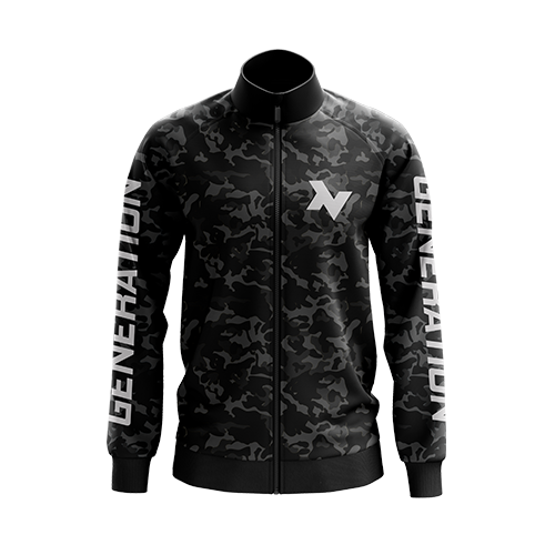 NextGen 'Stealth' Performance Jacket - Next Generation Clothing