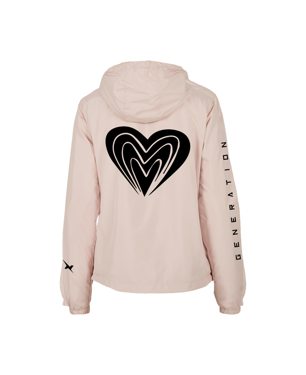NextGen Female Heart Jacket