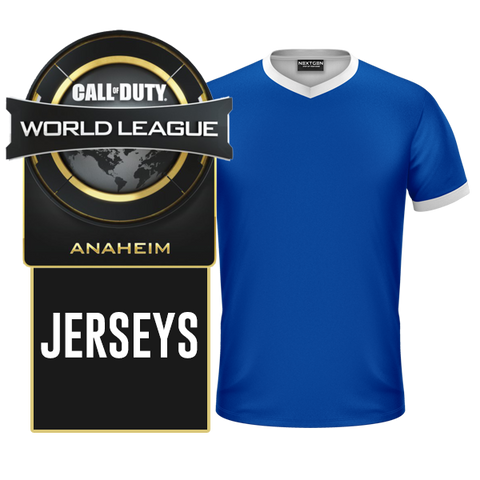 Anaheim Jerseys (regular production)