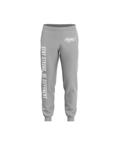 Sync Joggers - Heather Grey