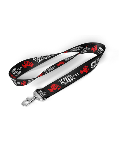 Gamer's Rev Lanyard