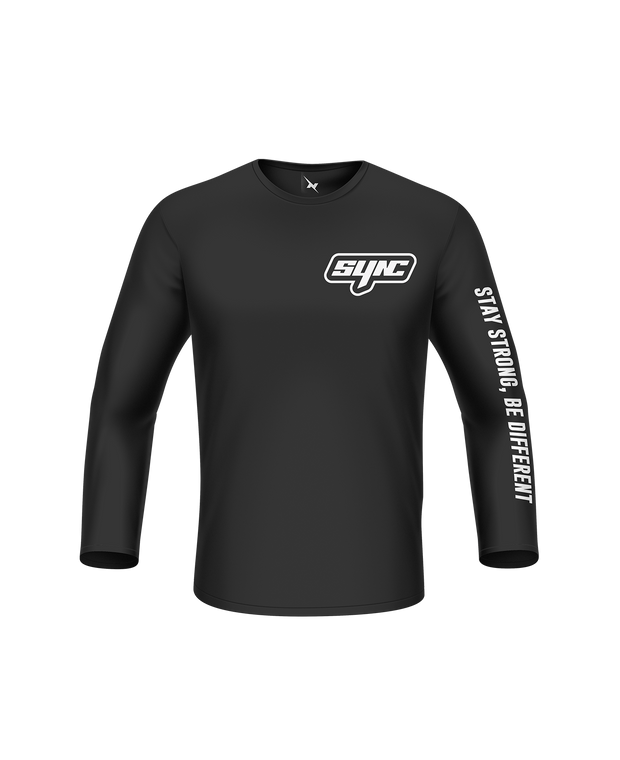 Sync Long Sleeve Tee