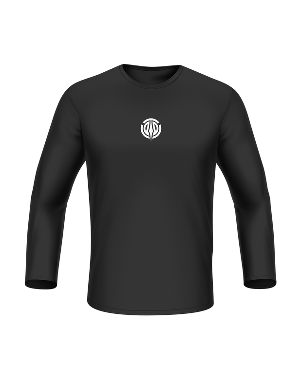 Hype Centred Long Sleeve Tee