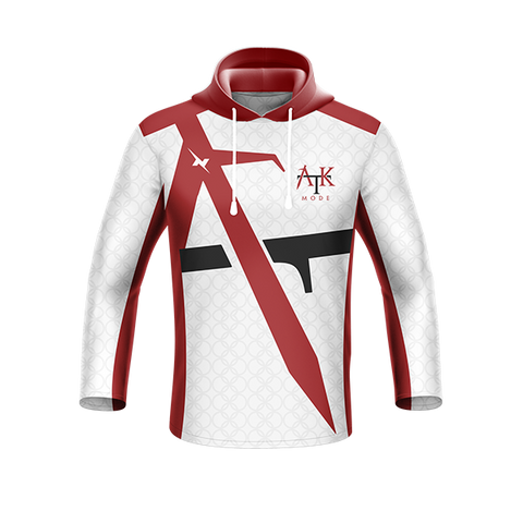 ATK Mode LS Hooded Jersey