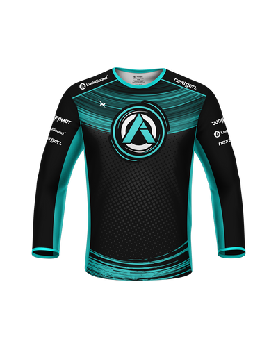 Aura Gaming Long Sleeve Jersey