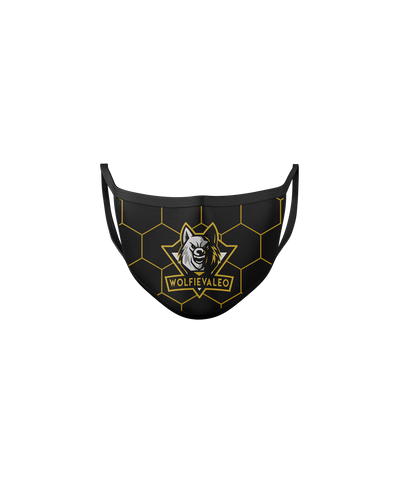 Wolfie Logo Face Mask