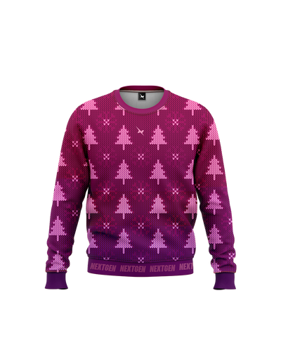 NextGen Trees Christmas Sweater
