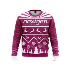 NextGen Christmas Sweater - Purple