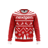 NextGen Christmas Sweater - Red