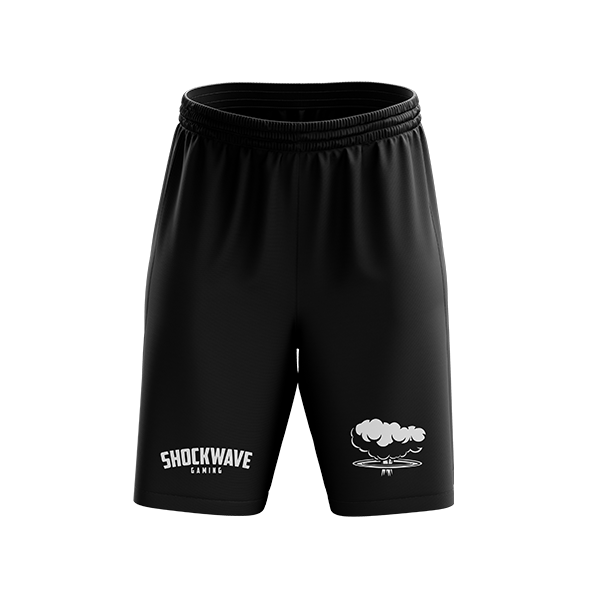 Shockwave Black Shorts