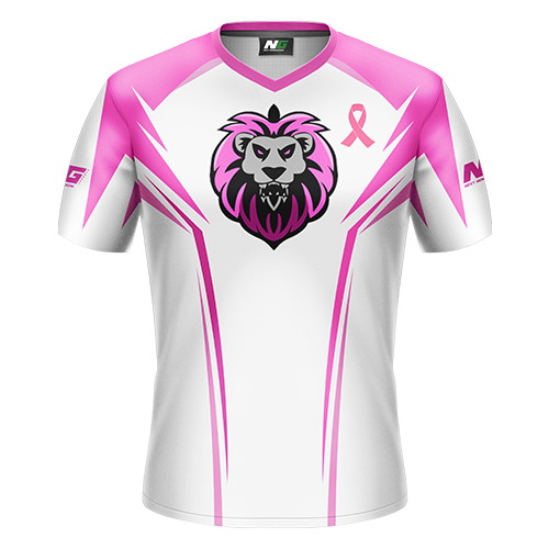 KBT Breast Cancer Awareness Jersey