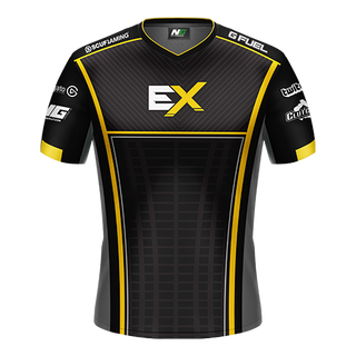 Excellence Gaming Pro Jersey - Black