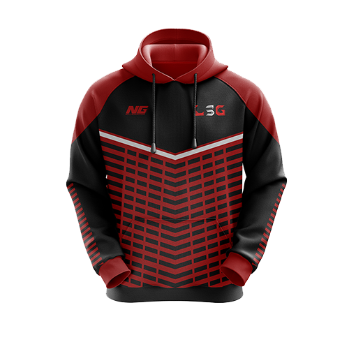 Lost Saints Gaming Pro Hoodie - Next Generation Clothing