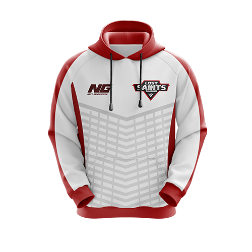 Lost Saints Gaming Whiteout Pro Hoodie - Next Generation Clothing