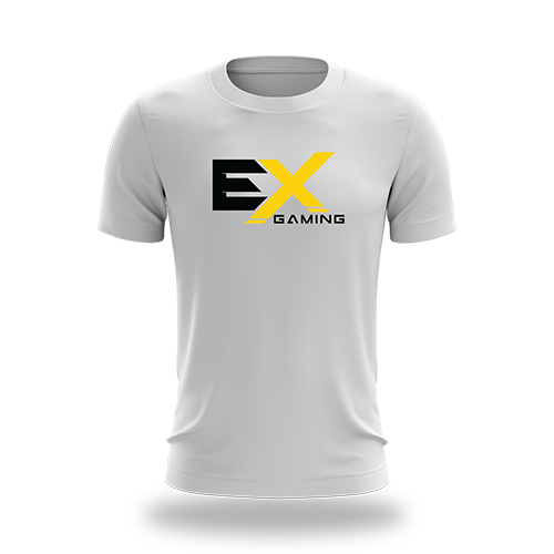 Excellence Gaming Icon Tee - White