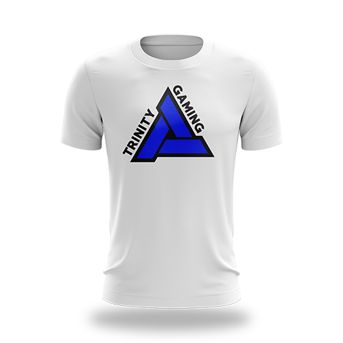 Trinity Gaming Regular Icon Tee White