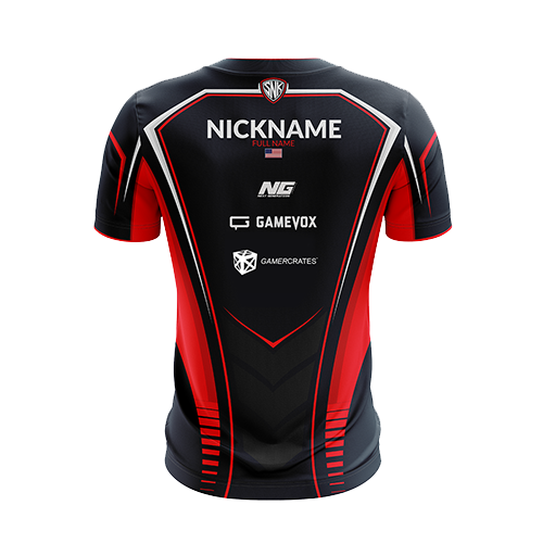 SnK Esports Pro Gaming Jersey
