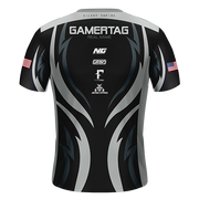 Silent Empire Gaming Jersey - Next Generation Clothing