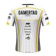 Excellence Gaming Pro Jersey - White - Next Generation Clothing