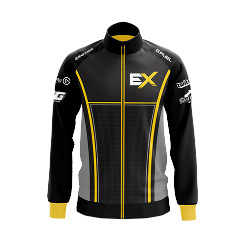 Excellence Gaming Pro Jacket - Black