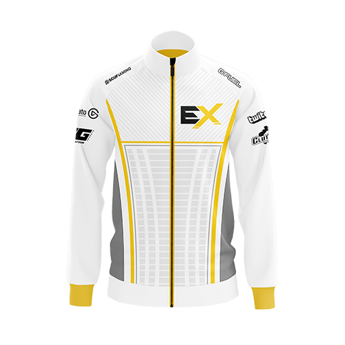 Excellence Gaming Pro Jacket - White - Next Generation Clothing