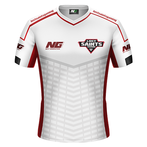 Lost Saints Gaming Whiteout Jersey