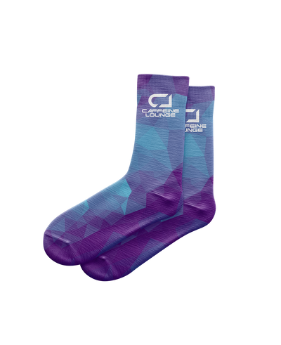 CL Geometric Socks