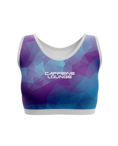 Caffeine Lounge Sports Bra