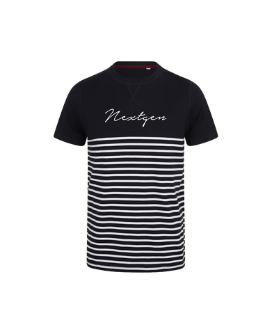 NextGen Striped Crewneck