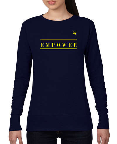 EMPOWER French Terry  Sweater