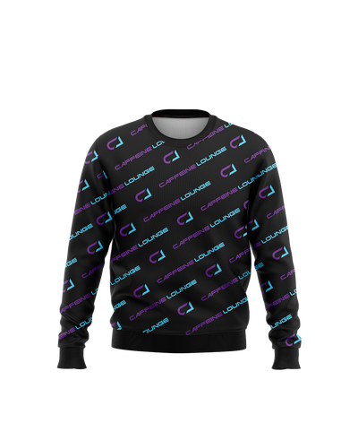 CL Pattern Crewneck