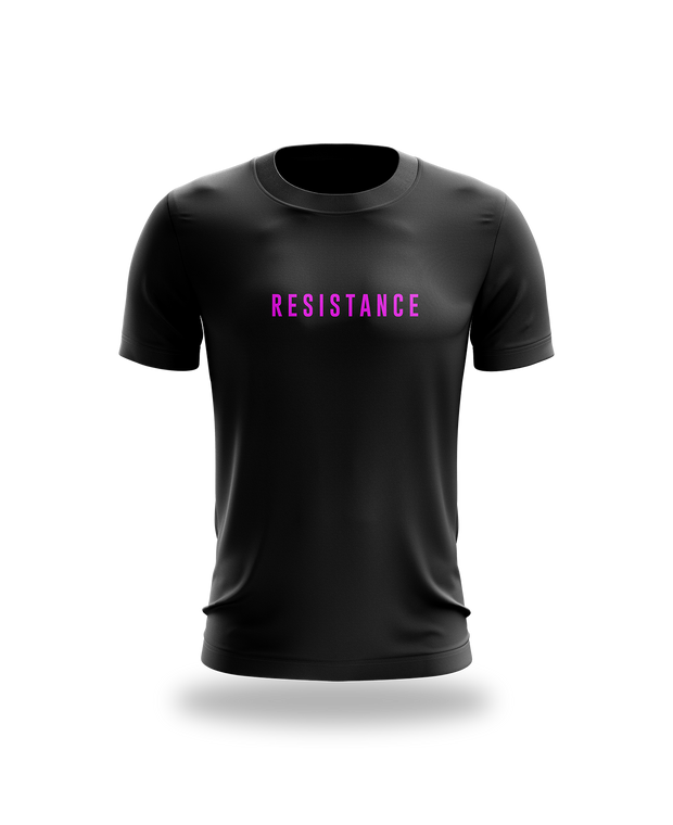Team Resistance Text Tee