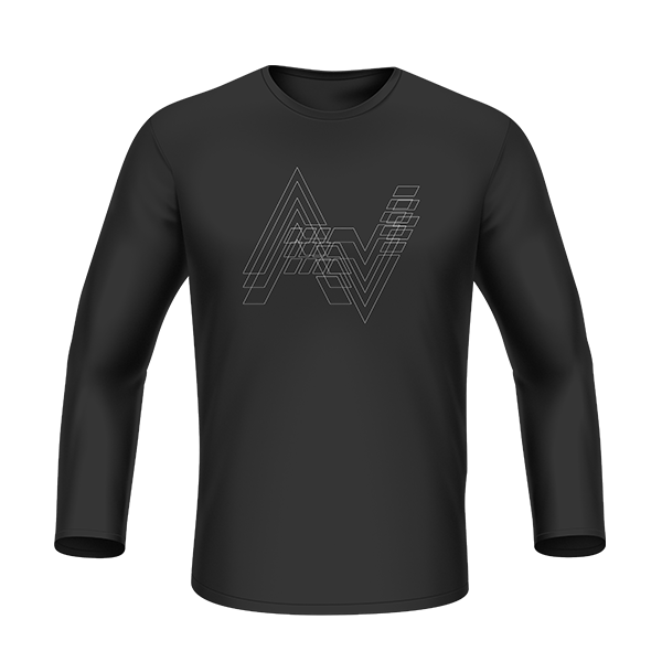 AndyVibe Long Sleeve Tee