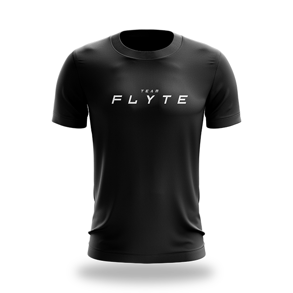 Team Flyte Black Tee