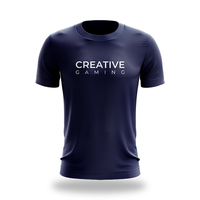 Creative Gaming Text Tee