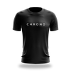 Chrono Black Tee