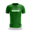 Toadface Green Tee