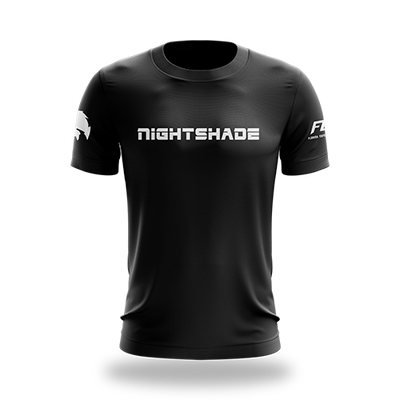 Nightshade Text Tee