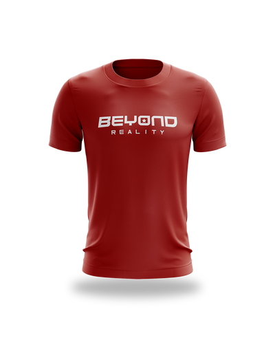 Beyond Reality Red Tee