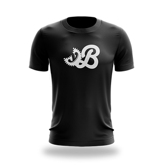 Brogan Black Tee