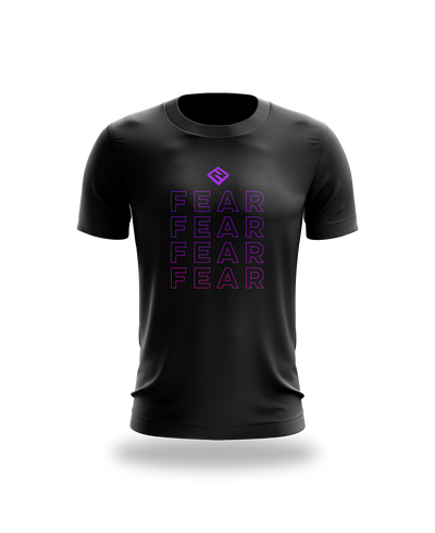 Fear Stacked Tee