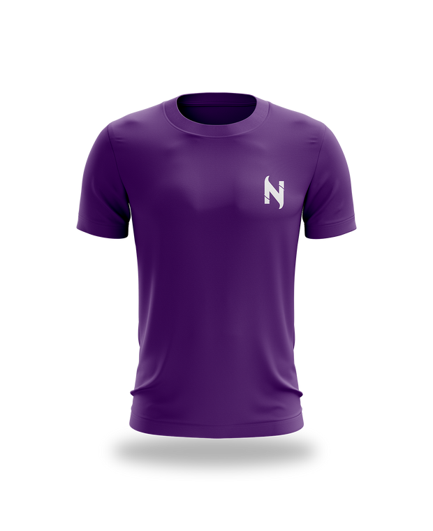 Nevermore Purple Tee
