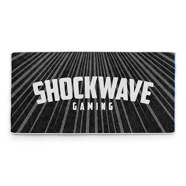 Shockwave Towel
