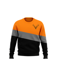 NextGen Tri-Colour Crewneck